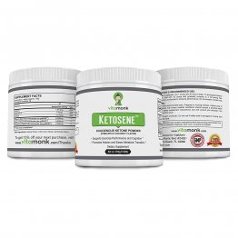 Ketosene™ Keto Powder For Near-Instant Ketosis by Vitamonk