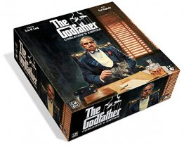 The Godfather : Corleone's Empire from CMON Games
