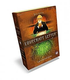 Lovecraft Letter - from AEG Games