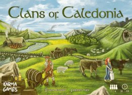 Clans of Caledonia - from Karma Games