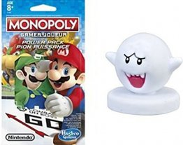 Monopoly Gamer Power Pack - Boo
