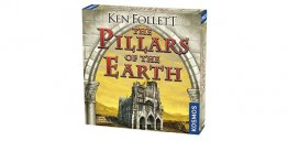 Ken Follett's The Pillars of the Earth : The Game - from Thames & Kosmos