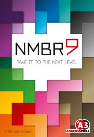 Nmbr 9 : Take It to the Next Level : Board Game - from Fantasy Flight Games