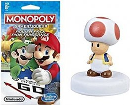 Monopoly Gamer Toad Power Pack