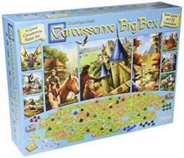 Carcassonne Big Box Board Game - from Fantasy Flight Games