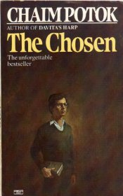 The Chosen by Chaim Potok - Paperback USED Classics