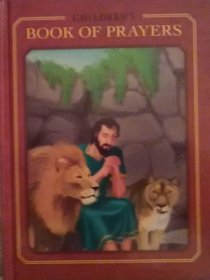 Children's Book of Prayers - Hardcover Devotional