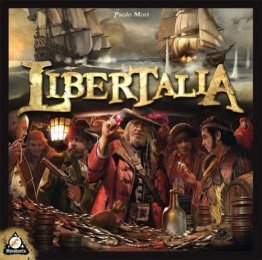Libertalia Board Game - published by Marabunta Games