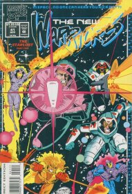 The New Warriors 41 The Starlost Part 2 - Marvel
