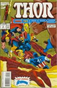 Thor Corps 2 Guest Starring The Invaders - Marvel