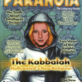 Paranoia The Conspiracy Reader - Spring 2006 Issue 41 - Magazine Back Issues