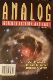 Analog Sci Fi Magazine Back Issues September 2011