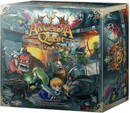 Arcadia Quest Core Game Board Game
