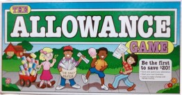 The Allowance Game by Lakeshore Learning Materials