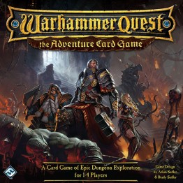 Warhammer Quest : The Adventure Card Game by Fantasy Flight Games