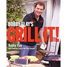 Bobby Flay's Grill It! - Hardcover Cookbook Illustrated