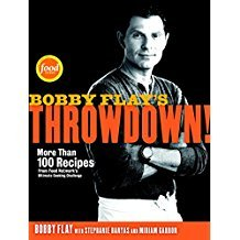 Bobby Flay's Throwdown! - Hardcover Cookbook