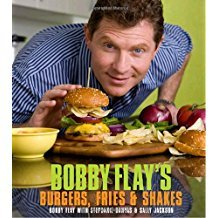 Bobby Flay's Burgers, Fries, and Shakes - Hardcover Cookbook