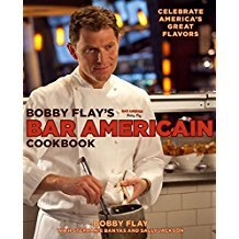 Bobby Flay's Bar Americain - Hardcover Cookbook