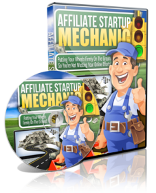 Affiliate Start-Up Mechanic - Download for PCs