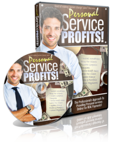 Personal Service Profits - Download for PCs