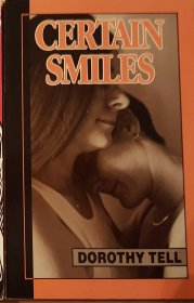 Certain Smiles by Dorothy Tell - Paperback Naiad Press Classics of Lesbian Literature
