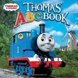 Thomas' ABC Book (Thomas & Friends) Paperback by Rev. W. Awdry