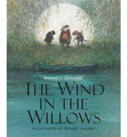 The Wind in the Willows by Kenneth Grahame (Sterling Illustrated Classics) Hardcover