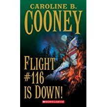 Flight #116 Is Down! by Caroline B. Cooney - Paperback