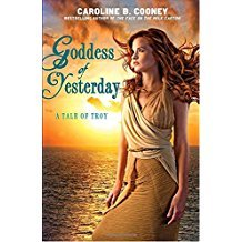 Goddess of Yesterday by Caroline B. Cooney - Paperback