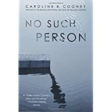 No Such Person by Caroline B. Cooney - Paperback