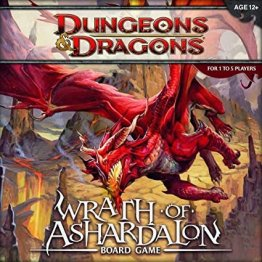 Dungeons and Dragons : Wrath of Ashardalon Board Game