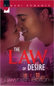 The Law of Desire by Gwyneth Bolton - Paperback USED Romance