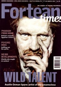 Fortean Times 144 Magazine Back Issue April 2001