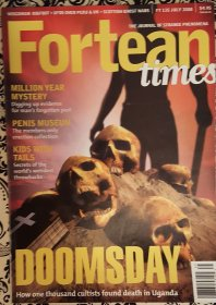 Fortean Times 135 Magazine Back Issue July 2000
