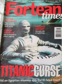 Fortean Times 136 Magazine Back Issue August 2000