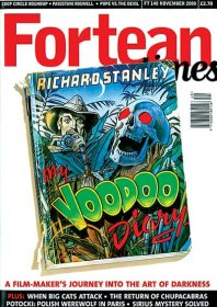 Fortean Times 140 Magazine Back Issue December 2000