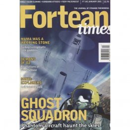 Fortean Times 142 Magazine Back Issue February 2001