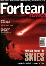 Fortean Times 143 Magazine Back Issue March 2001