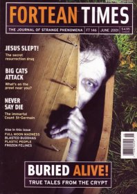 Fortean Times 146 Magazine Back Issue June 2001
