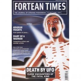 Fortean Times 147 Magazine Back Issue July 2001