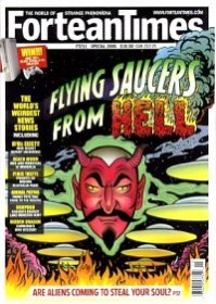 Fortean Times 211 Magazine Back Issue Special 2006