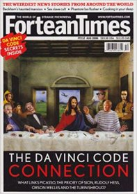 Fortean Times 212 Magazine Back Issue August 2006