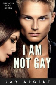 I am Not Gay : Gay Teen Romance (Fairmont Boys Book 2) by Jay Argent - Paperback