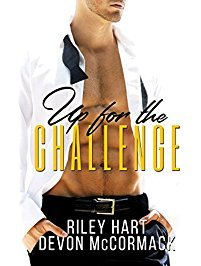 Up for the Challenge by Riley Hart - Paperback