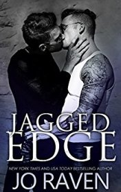 Jagged Edge : Jason and Raine - An M/M Romance in Paperback by Jo Raven