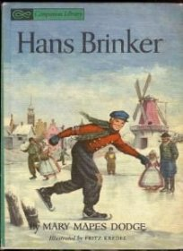 Hans Brinker and Heidi - Illustrated Double Edition 1963