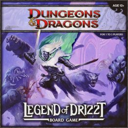 Dungeons & Dragons : The Legend of Drizzt Board Game