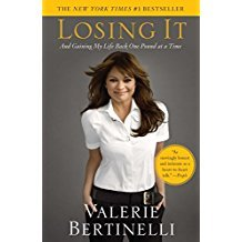 Losing It : An Gaining My Life Back by Valerie Bertinelli - Paperback