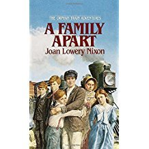 A Family Apart (Orphan Train Adventures) by Joan Lowery Nixon - Paperback